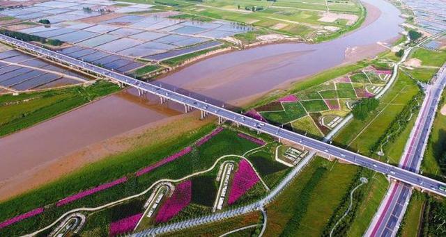 风劲帆满海天阔——渭南市改革开放40年经济社会发展纪实
