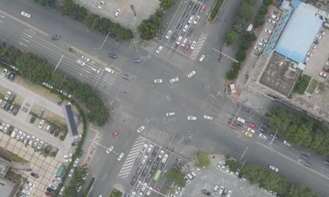 渭南城区:交通文明新风尚 安全出行有保障