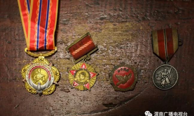 【记者实拍】渭南抗美援朝老兵70年后的样子