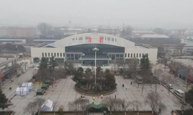 """渭南火车站正式恢复办理客运业务 28日将开通西安至渭南""""绿动车"""""""