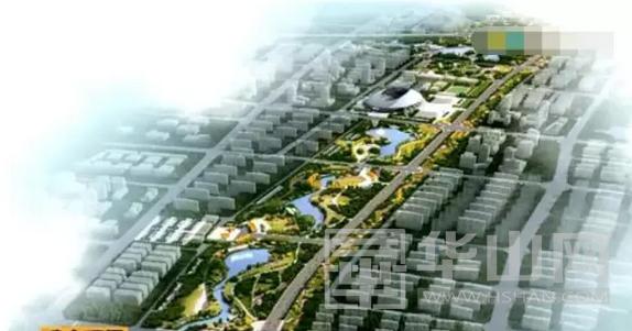 """渭南的""""小江南""""  南湖公园2月16日正式动工建设"""