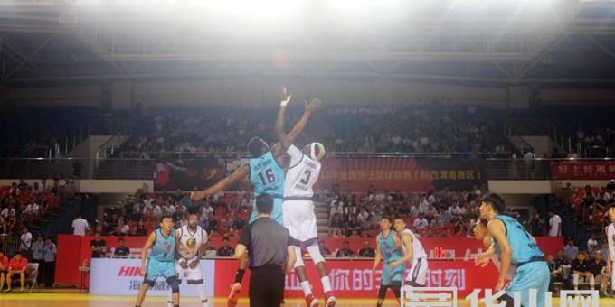 2018NBL :陕西信达主场战胜合肥原创 迎来三连胜