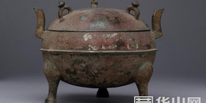 渭南市博物馆6件文物出国首秀归来