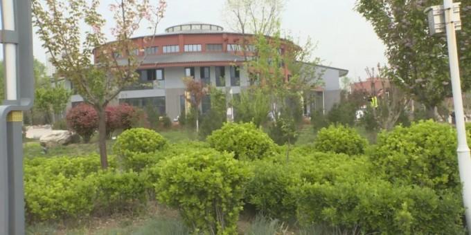 《你好渭南》种树造景让市民享受园林之美