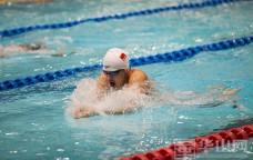 全国春季游泳锦标赛渭南开赛 世界游泳冠军赵菁亮相(高清组照)
