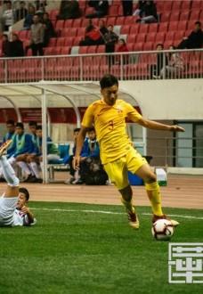 """2019""""丝绸之路·华山杯""""中国队6:0大胜吉尔吉斯"""