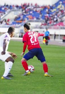 中甲第九轮:陕西大秦之水主场0:1惜败梅州客家