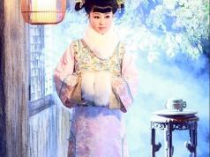 陈圆媛 :网友赞90后第一古装绝色美女