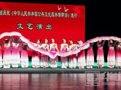 庆祝《中华人民共和国公共文化服务保障法》施行大型文艺演出