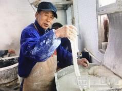 百年传统手法加工红薯粉条成为大荔县段家镇一绝