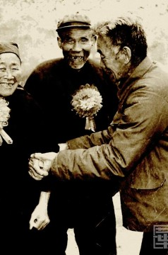 用镜头见证35年大荔敬老养老服务业的变化