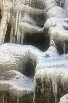 冬日黄河故事