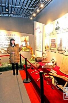"""大荔""""黃河文化展覽""""讓你一覽千年文化"""