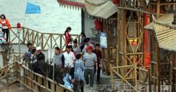 """大荔""""渔家乐""""迎来山西  西安""""大部队"""""""