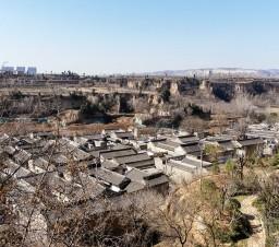 韩城党家村:中国历史文化名村 民居瑰宝