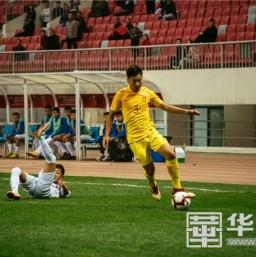 """2019""""絲綢之路·華山杯""""中國隊6:0大勝吉爾吉斯"""