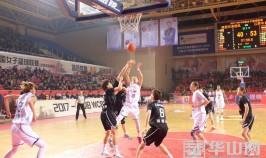 WCBA联赛:陕西天泽队72:97江苏队输掉第二个主场