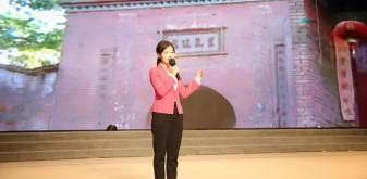 """组图:渭南市举行""""永远跟党走""""红色故事讲解员大赛"""