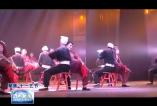 中国东方歌舞团舞剧《兰花花》在富平上演