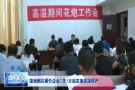 蒲城烟花爆竹企业7月1日起实施高温停产