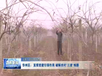 """华州区:发挥党建引领作用 破解农村""""三资""""难题"""