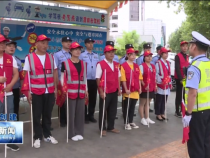渭南:志愿服务暖人心 文明城市有温度