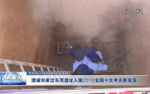 澄城刘家洼东周遗址入围2018全国十大考古新发现